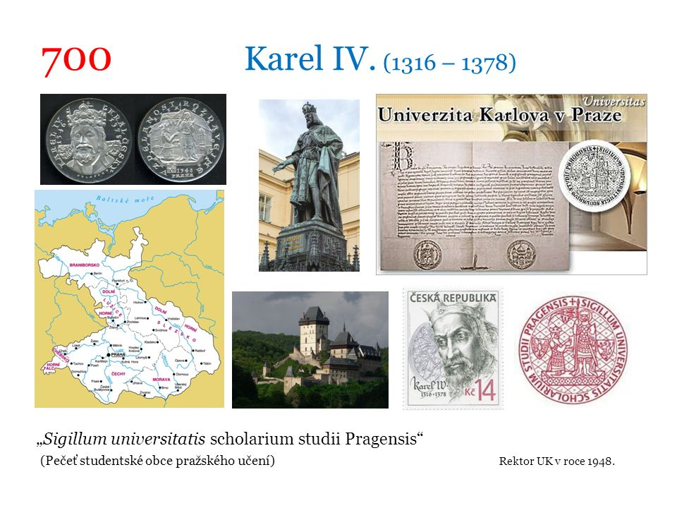 700 Karel IV.