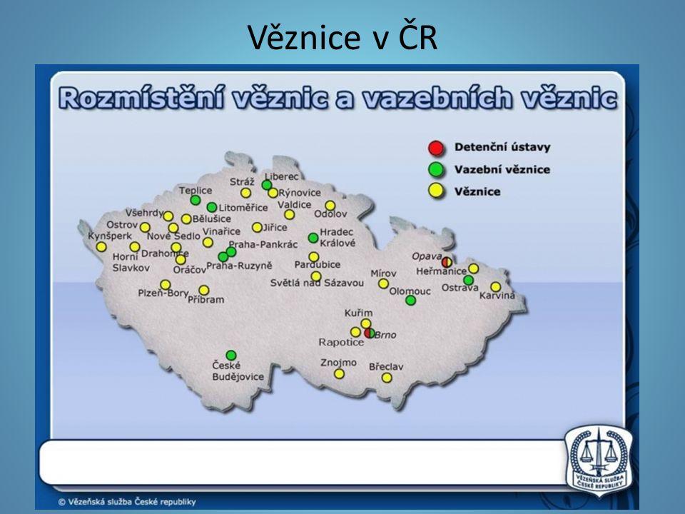 Věznice v ČR