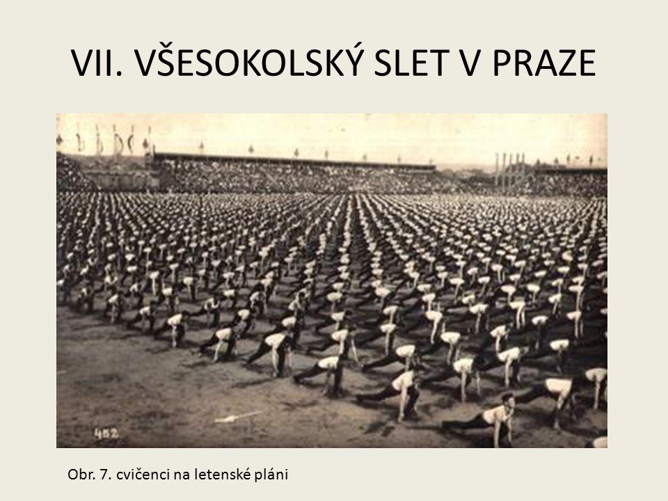 Z HISTORIE LIPNICKÉHO SOKOLA V r.1920 se lipničtí sokolové nejen zúčastnili 7.
