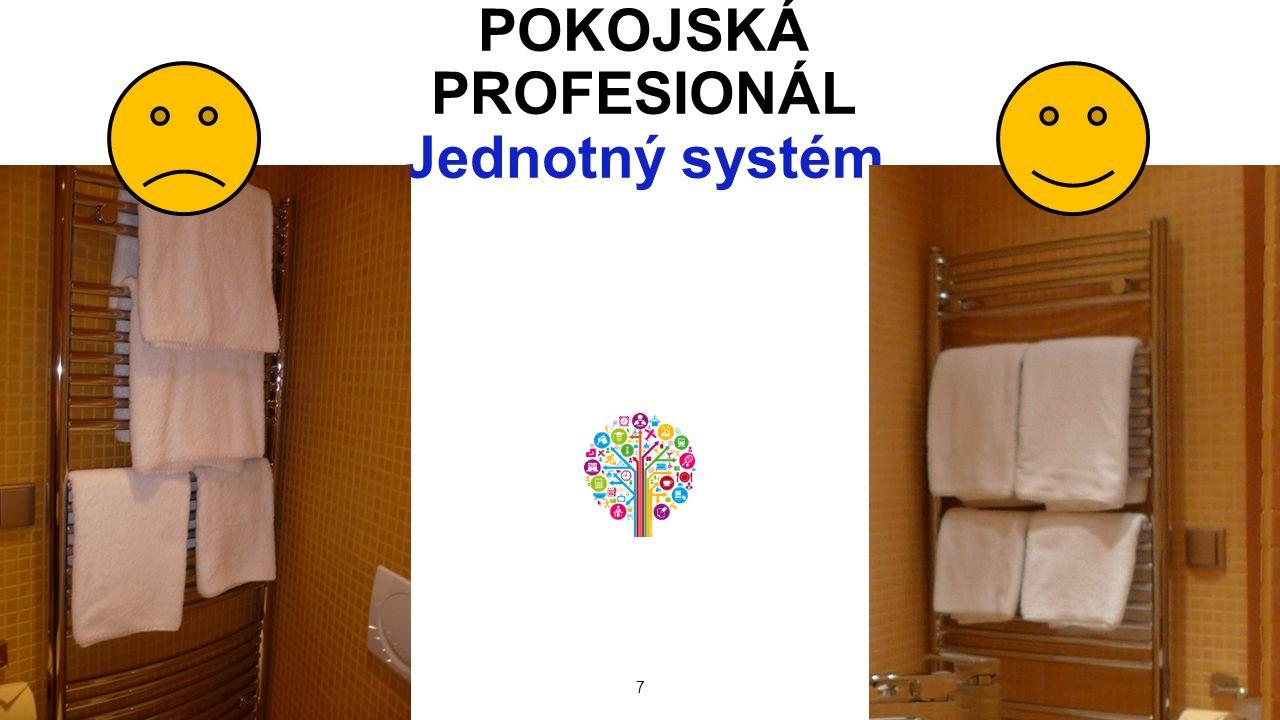 POKOJSKÁ PROFESIONÁL Jednotný systém 7