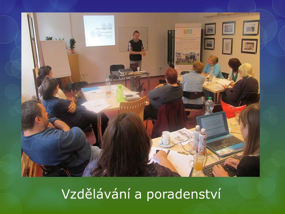 Vzdělávání a poradenství