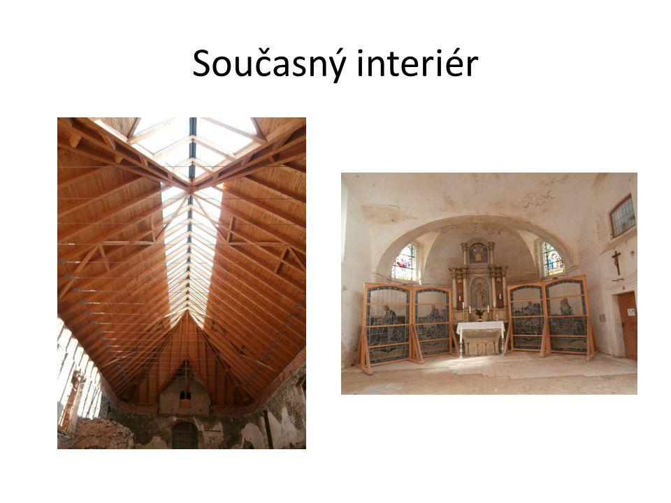 Současný interiér