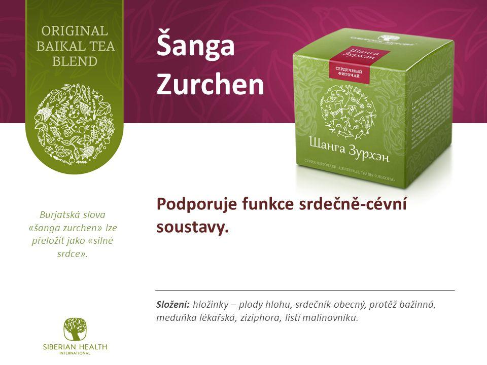Šanga Zurchen Burjatská slova «šanga zurchen» lze přeložit jako «silné srdce».