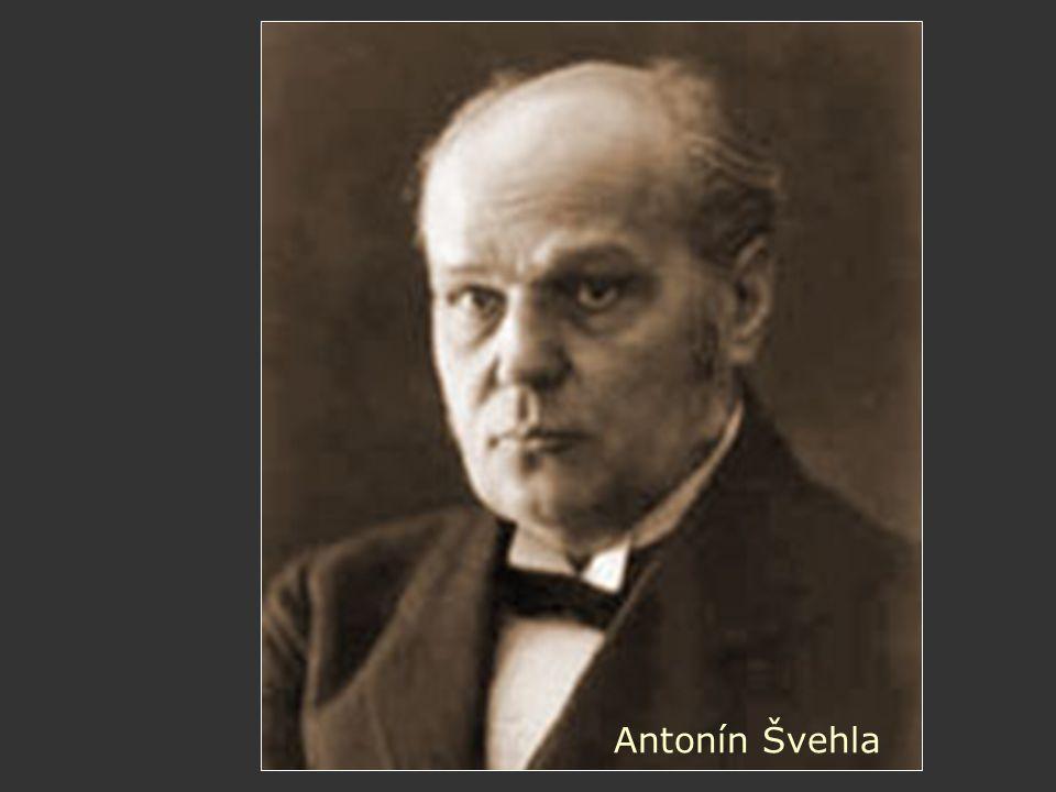 a Antonín Švehla