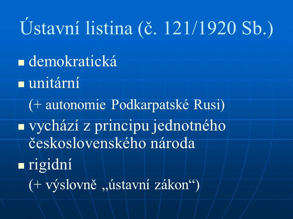 Ústavní listina (č.