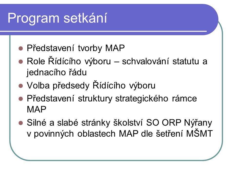 Místní akční plán rozvoje vzdělávání SO ORP Nýřany – co to je.
