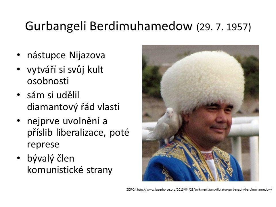Gurbangeli Berdimuhamedow (29. 7.