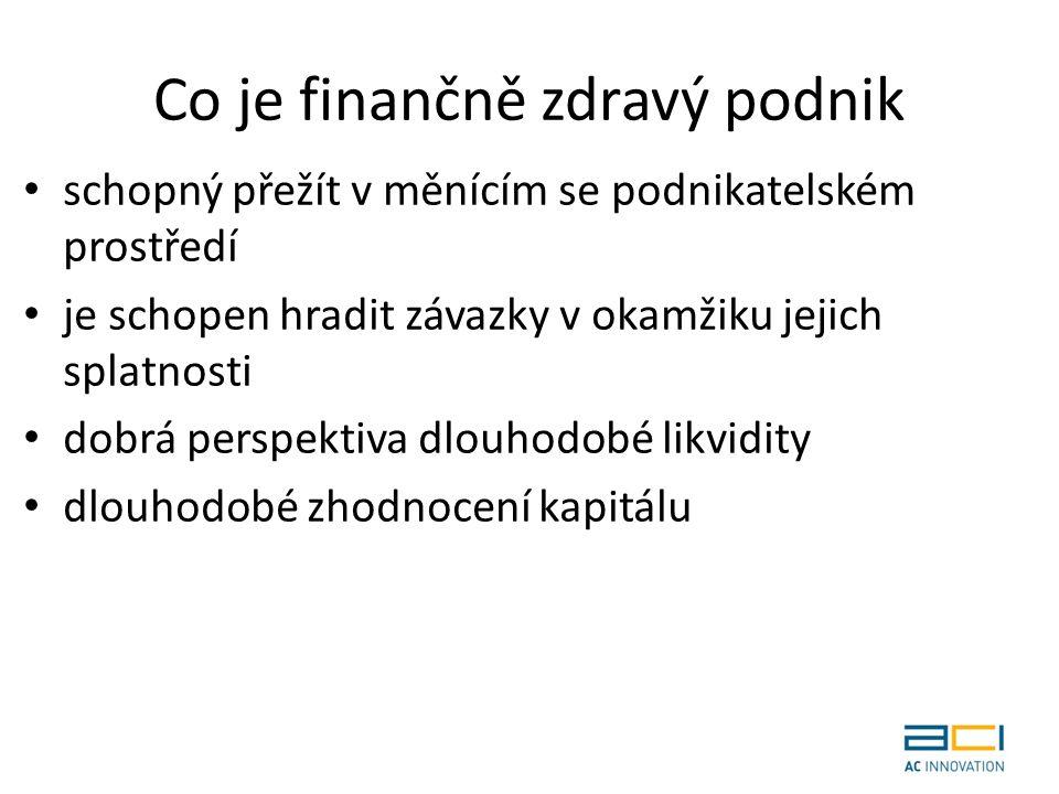 Problémy interpretace ukazatelů hodnocení ve vzájemných souvislostech poměřování tokových a stavových veličin problém sezónnosti leasingové financování