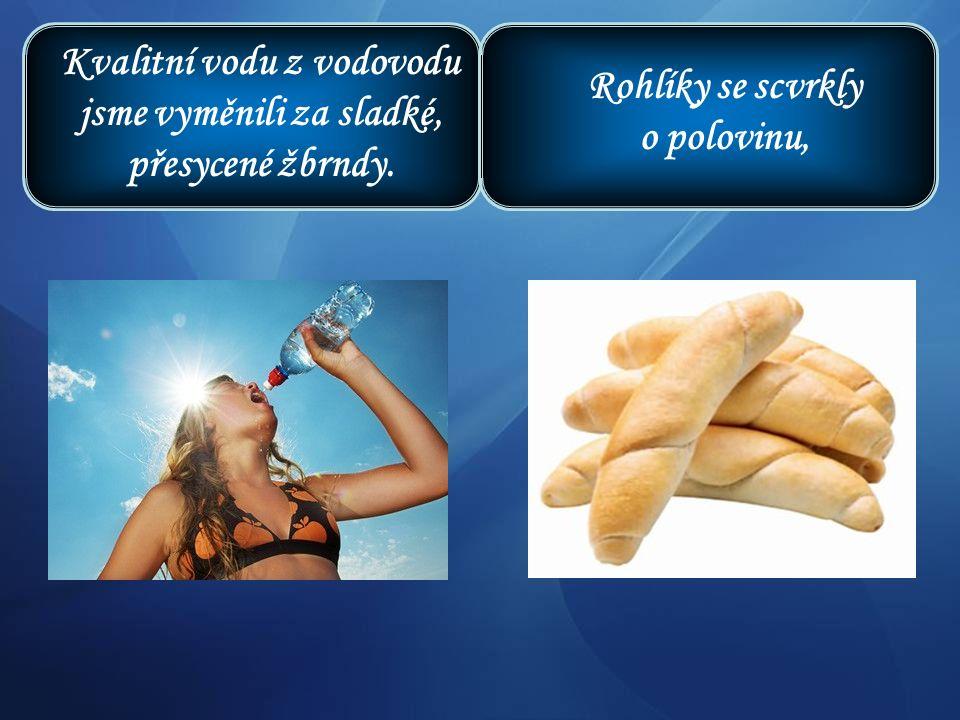 Ryba, jídlo žebráků, jak se někdy na bratislavském trhu říkalo, se stala luxusní lahůdkou. Kuřecí zadky, které jsme házeli psům se začaly prodávat s k