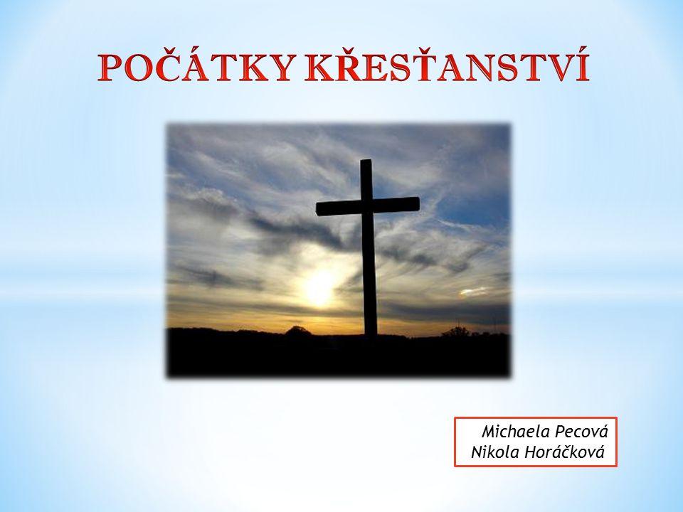 Michaela Pecová Nikola Horáčková