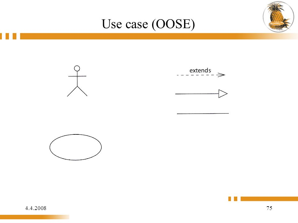 4.4.2008 75 Use case (OOSE)