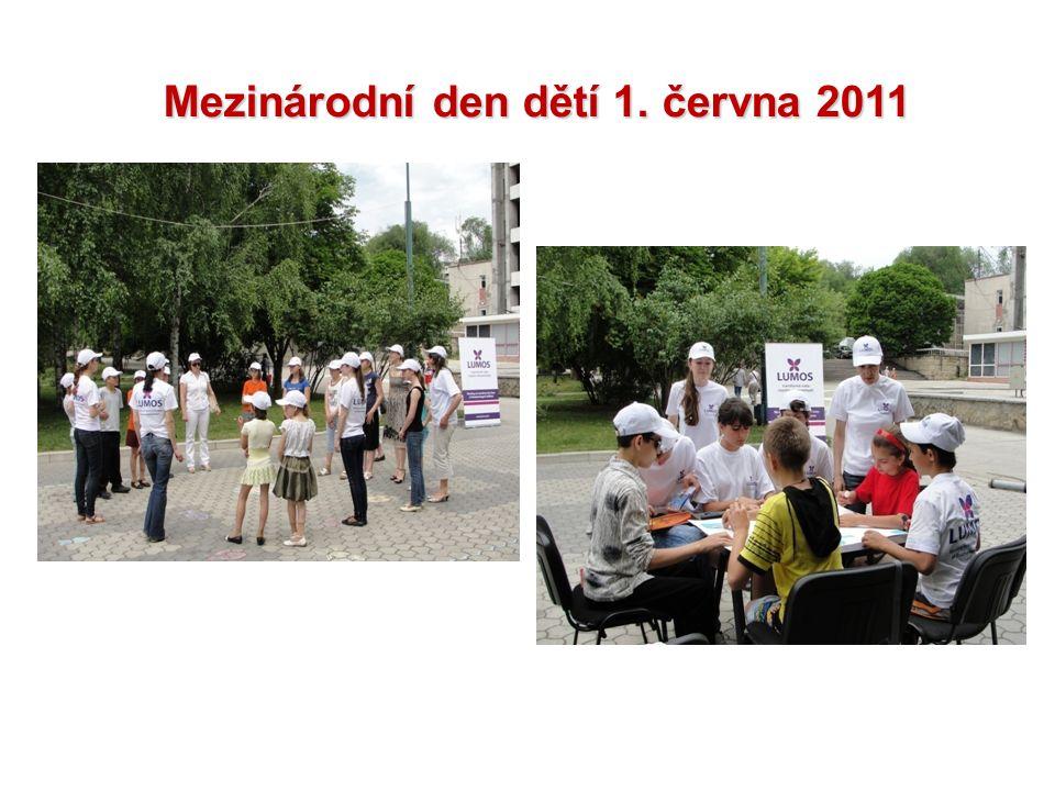 Mezinárodní den dětí 1. června 2011