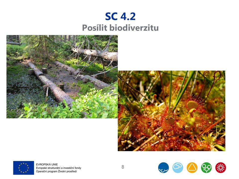SC 4.2 Posílit biodiverzitu 8