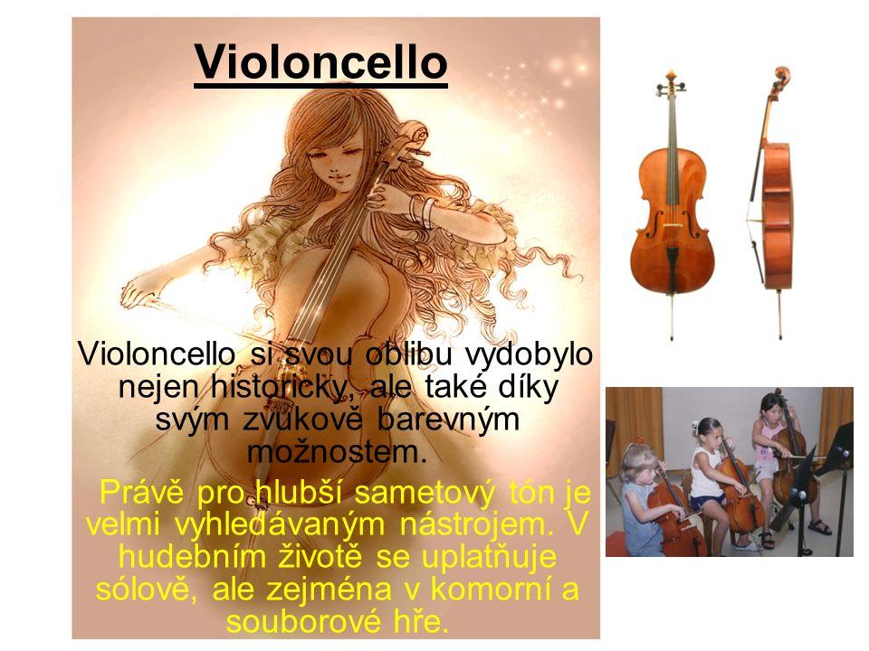 Kontrabas poskytuje mnoho možností vyjádření rytmických a melodických prvků ve hře.
