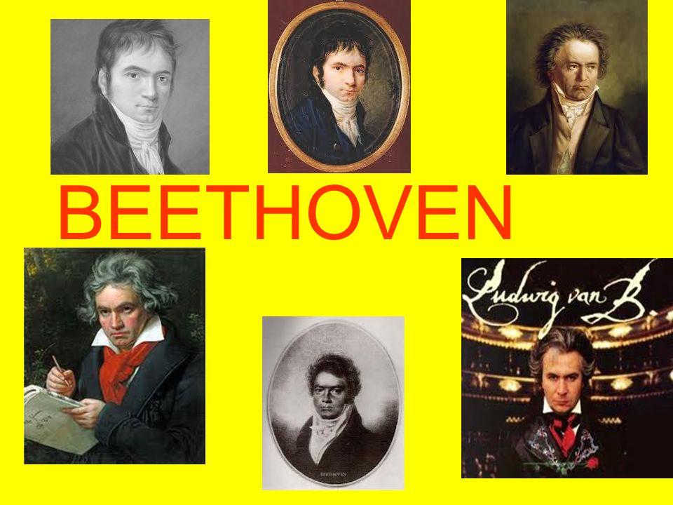 MLÁDÍ Ludwig van Beethoven se narodil pravděpodobně 16.