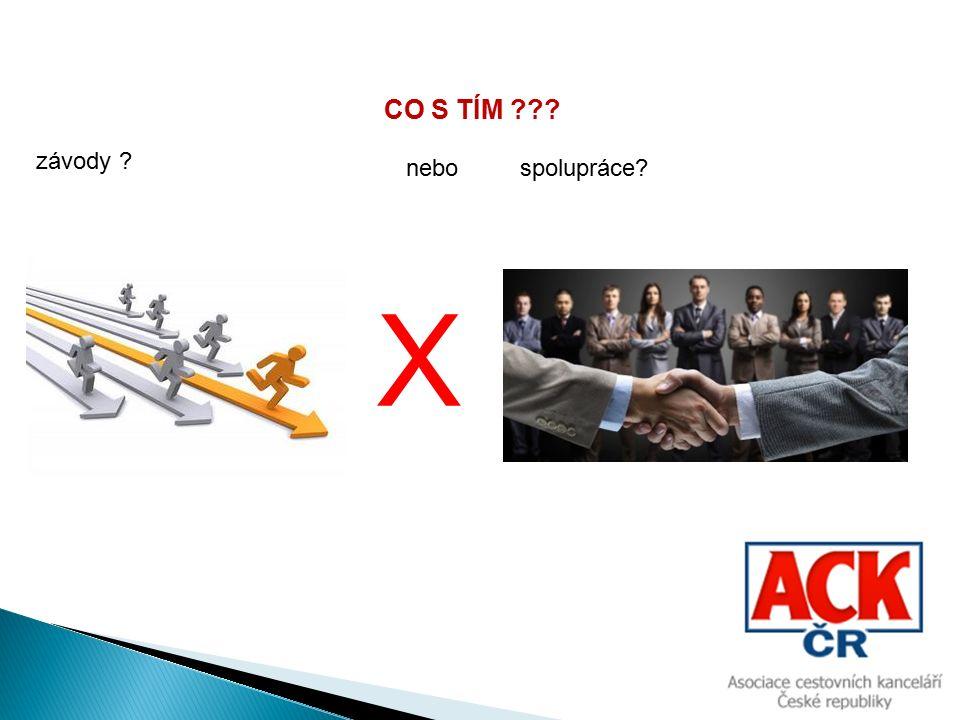 X závody ? spolupráce?nebo CO S TÍM ???