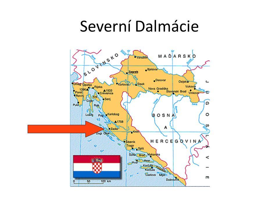Severní Dalmácie