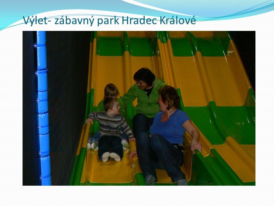 Výlet- zábavný park Hradec Králové
