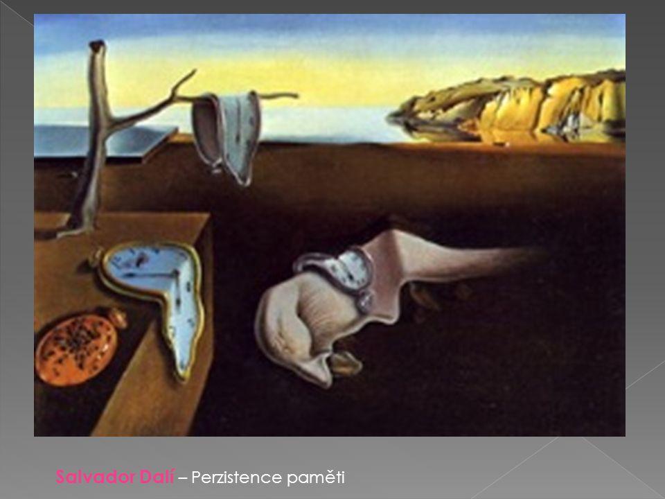 Salvador Dalí – Perzistence paměti