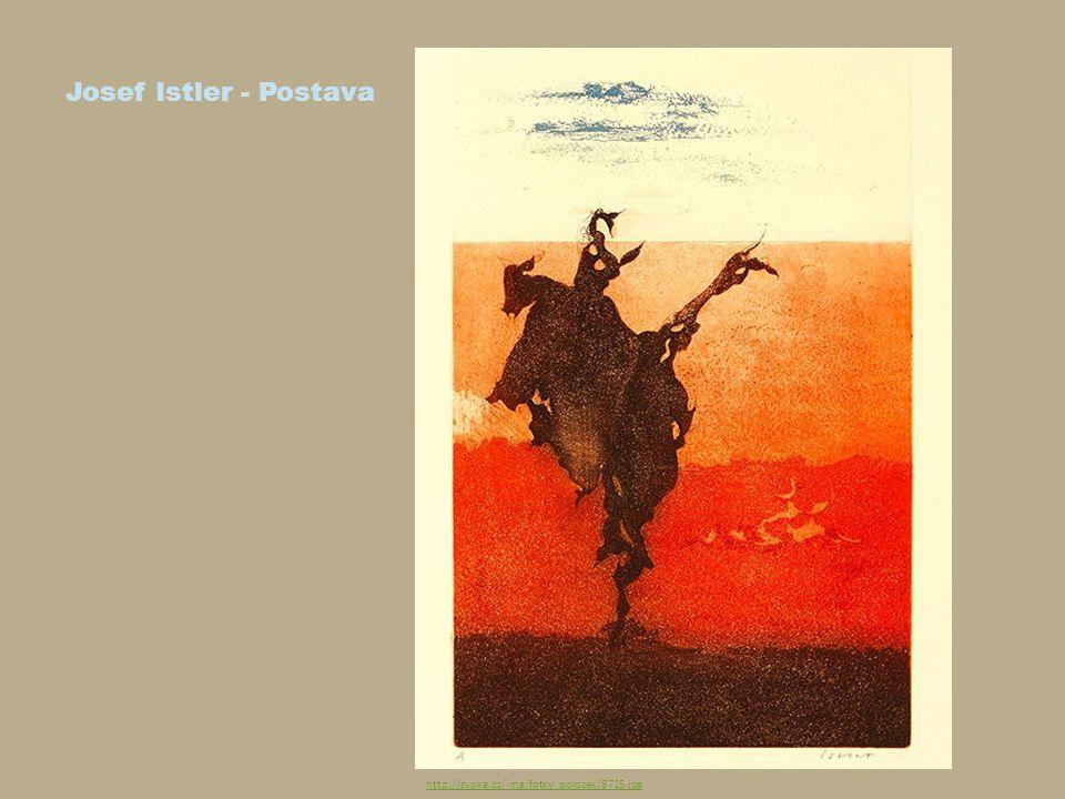 Josef Istler - Postava http://sypka.cz/img/fotky_polozek/8715.jpg