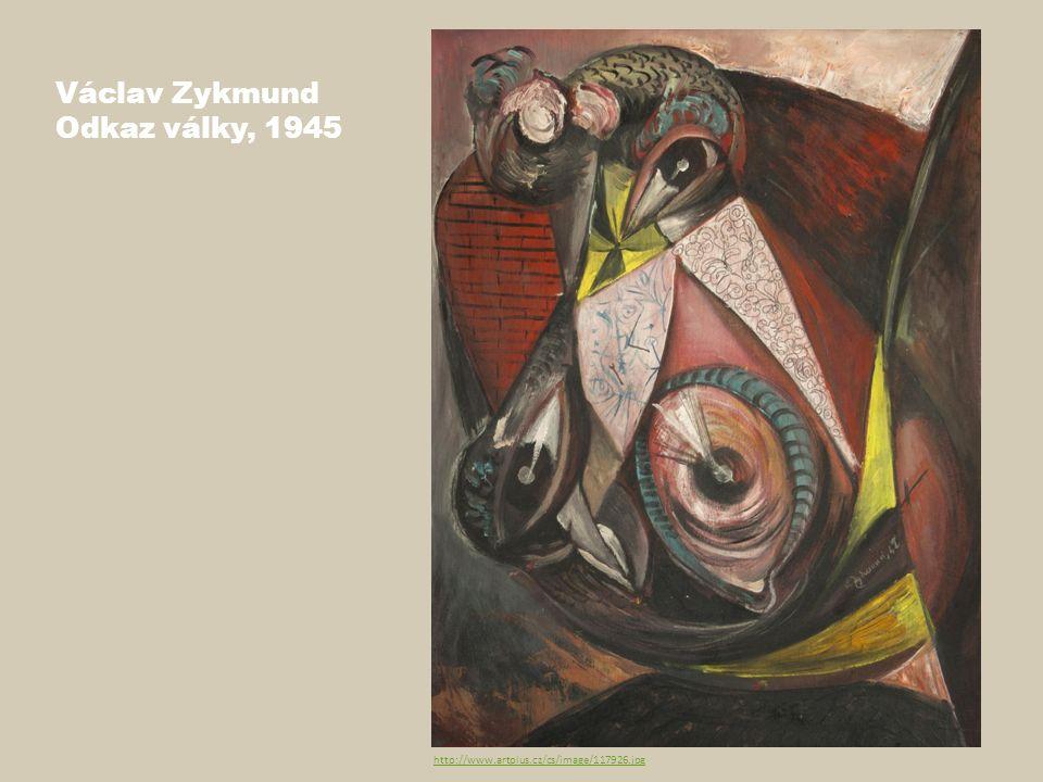 Václav Zykmund Odkaz války, 1945 http://www.artplus.cz/cs/image/117926.jpg