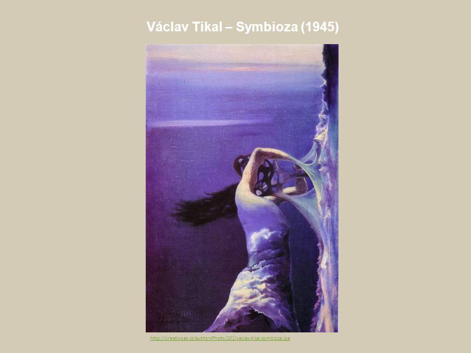 Václav Tikal – Symbioza (1945) http://creativoas.cz/authorsPhoto/101/vaclav-tikal-symbioza.jpg