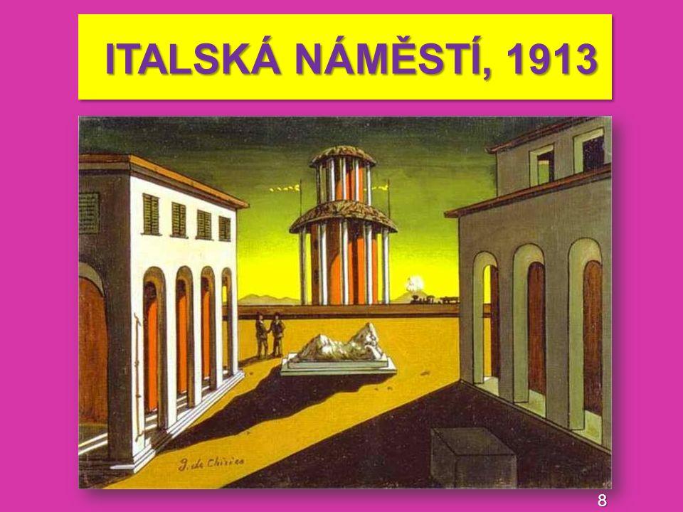 ITALSKÁ NÁMĚSTÍ, 1913 ITALSKÁ NÁMĚSTÍ, 1913 8
