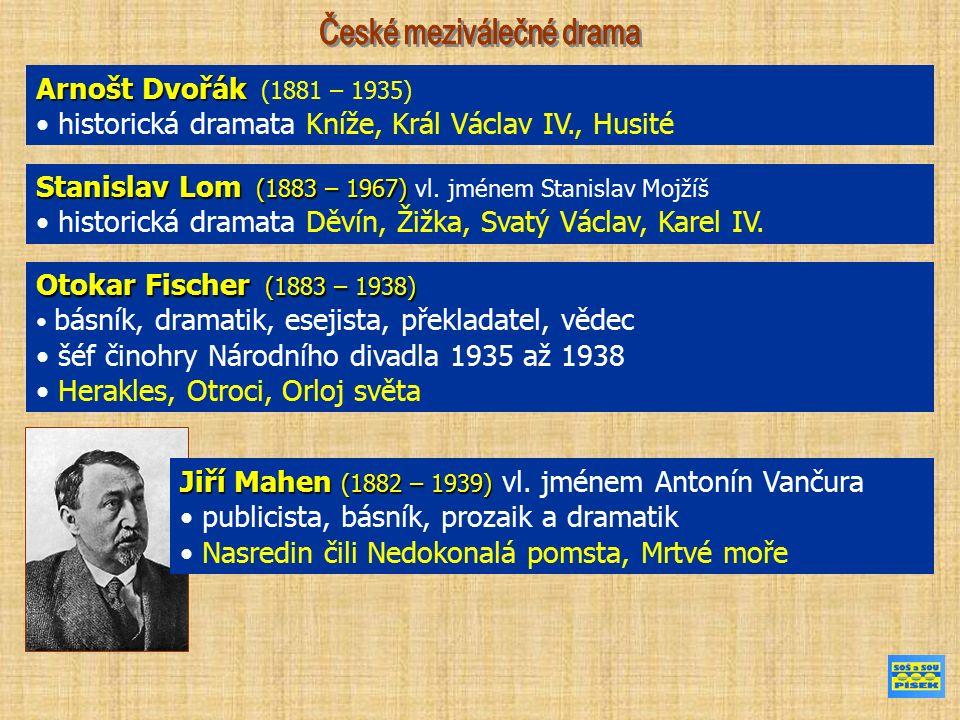 pražská avantgardní divadelní scéna založená jako divadelní sekce Devětsilu roku 1925 či 1926 koncem roku 1927 po sporech Jindřicha Honzla s Jiřím Frejkou a E.