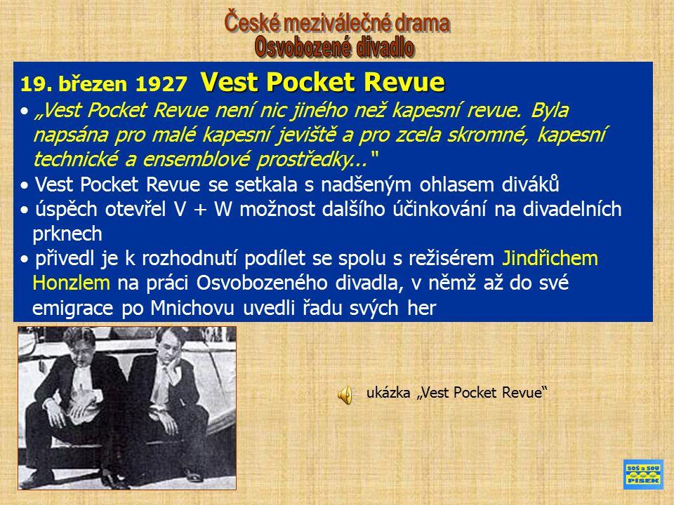 Vest Pocket Revue 19.