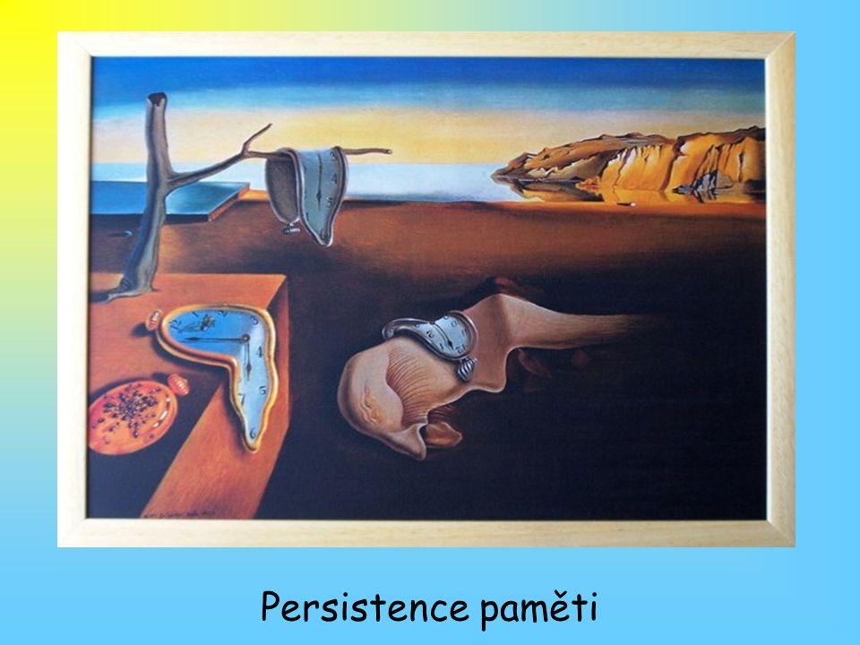 Persistence paměti
