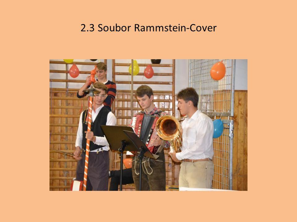 2.3 Soubor Rammstein-Cover