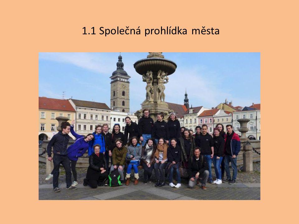 1.2 Řešení úkolů při Stadtrallye