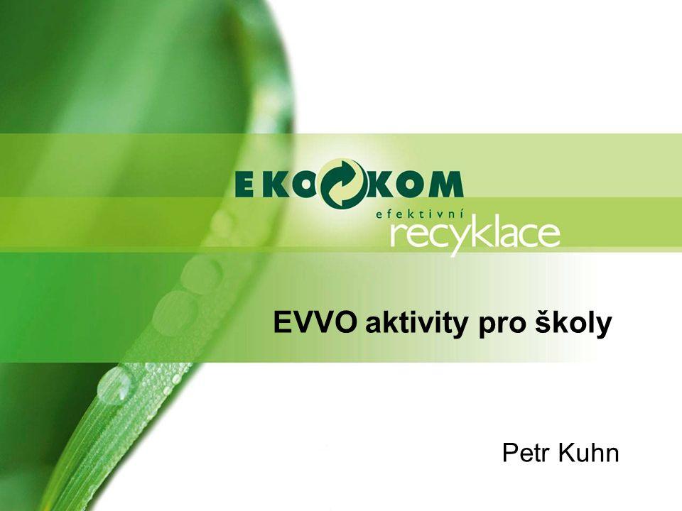 EVVO aktivity pro školy Petr Kuhn
