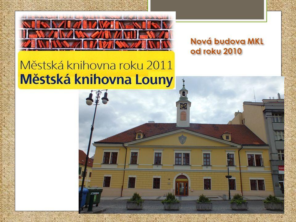 Nová budova MKL od roku 2010 Nová budova MKL od roku 2010