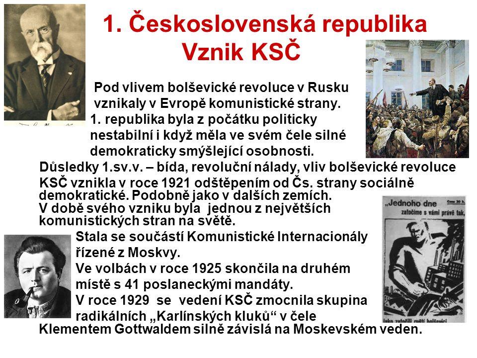 Alternativy Února : Specifická československá cesta – Stalin nedovolil Návrat k demokracii – pravděpodobně občanská válka, demokratické síly nebyly jednotné, na armádu nebylo možno spolehnout, ani na pomoc ze zahraničí, naopak by pravděpodobně zasáhl Sovětský svaz.
