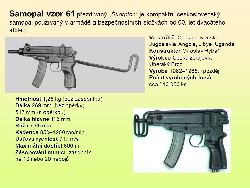 Termín útočná puška se používá spíše jen k označení kategorie zbraní, zatímco oficiální označení jednotlivých zástupců této kategorie je obvykle jiné.