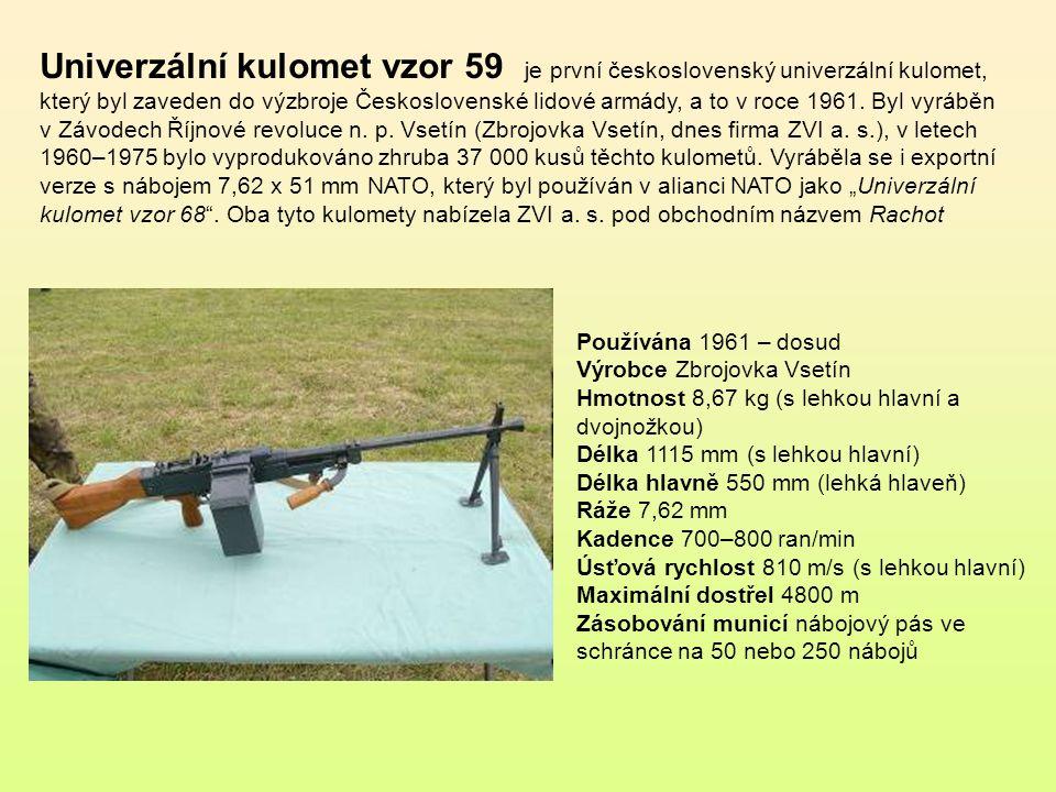 7,62mm lehký kulomet vz.