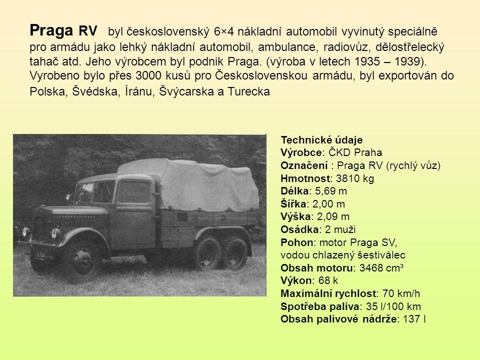 Škoda 6 ST 6-L byl československý střední nákladní automobil 6×4.
