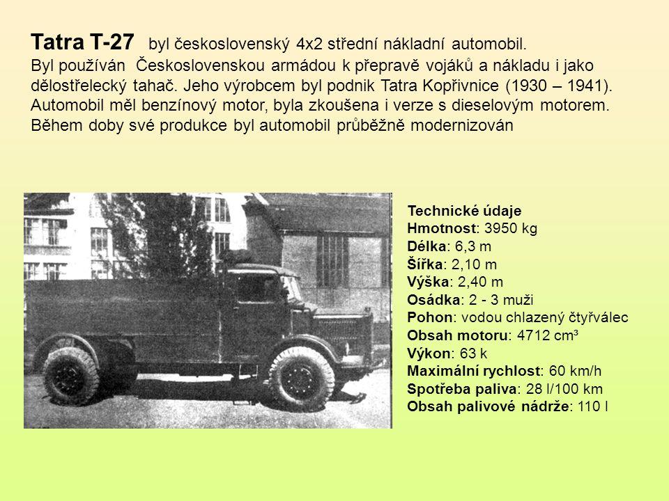 Praga RV byl československý 6×4 nákladní automobil vyvinutý speciálně pro armádu jako lehký nákladní automobil, ambulance, radiovůz, dělostřelecký tahač atd.