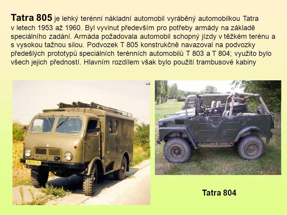 Tatra 128 je nákladní automobil vyráběný firmou Tatra po roce 1950 Historie vzniku Tatry 128 vychází z požadavků armády, která potřebovala speciál střední tonáže.