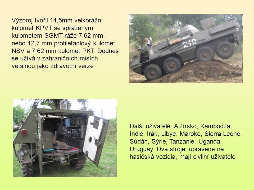 Obrněný transportér OT-64 (SKOT je akronym slov: Střední Kolový Obrněný Transportér či Średni Kołowy Opancerzony Transporter) byl společný československo-polský projekt obojživelného obrněného transportéru, který patřil v době svého vzniku ke světové špičce.