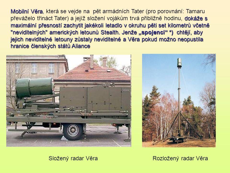VERA je zatím poslední v dlouhé historii českých ESM-TDOA systémů.