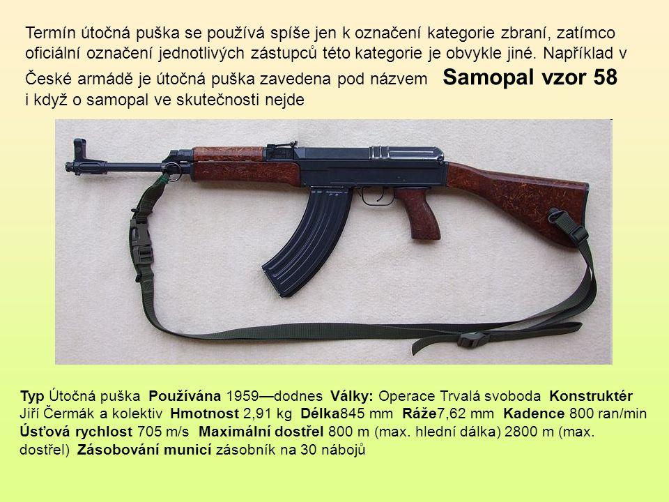 Československý Samopal vz.