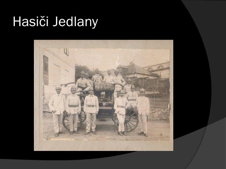 Hasiči Jedlany