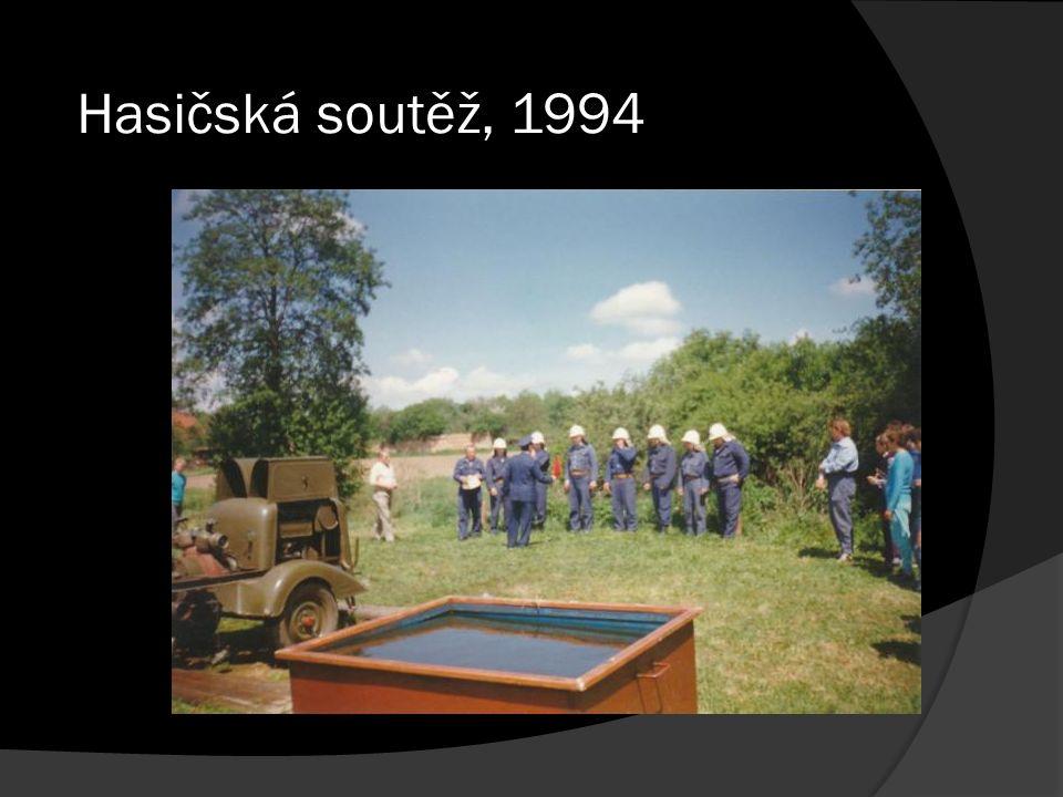 Hasičská soutěž, 1994