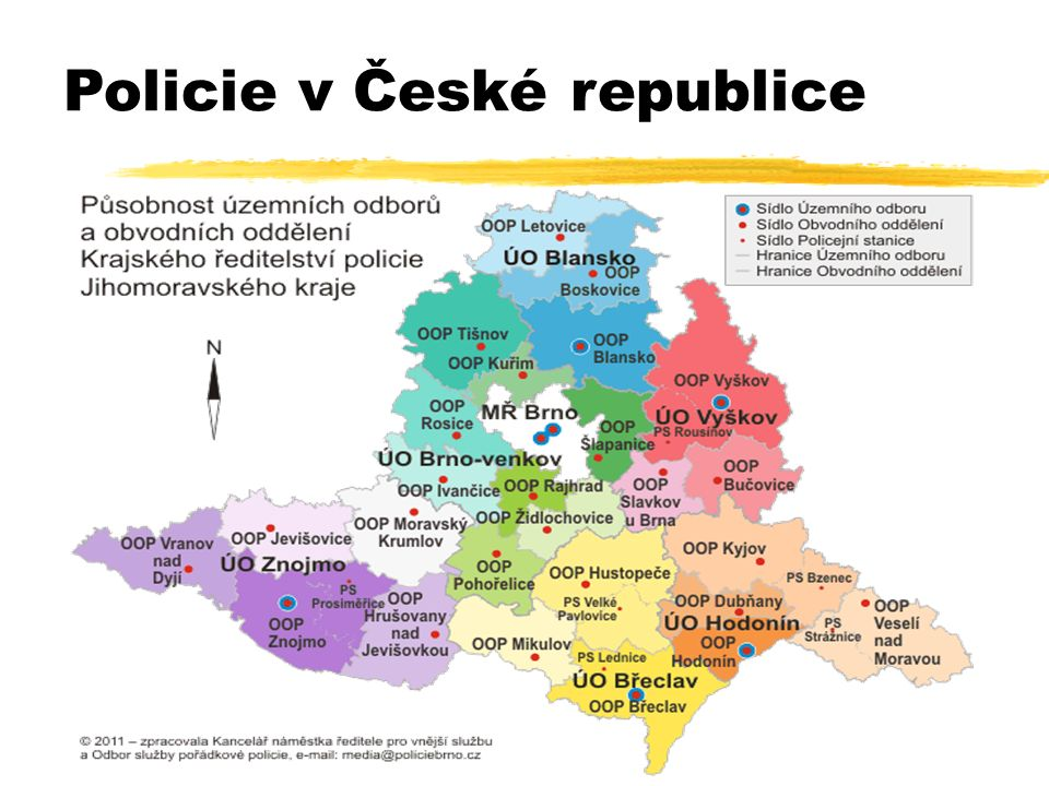 Policie v České republice