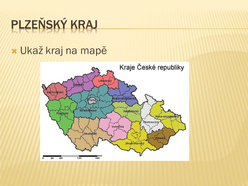  Ukaž kraj na mapě