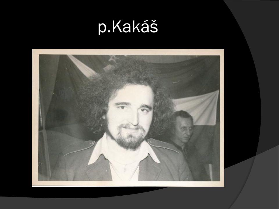 p.Kakáš