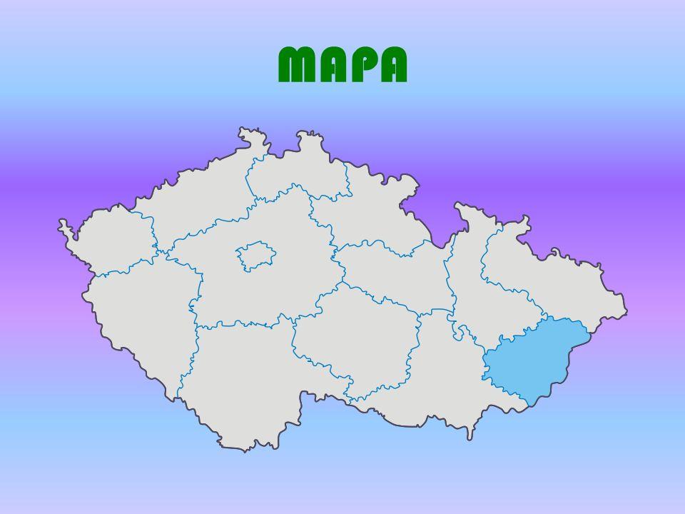 Základní statistiky Krajské město: Zlín Hejtman: Libor Lukáš Rozloha: 3 964 km² Počet obyvatel: 590 484 Hustota zalidnění: 149 obyvatel/km² Nejvyšší bod: Čertův mlýn (1 206 m.