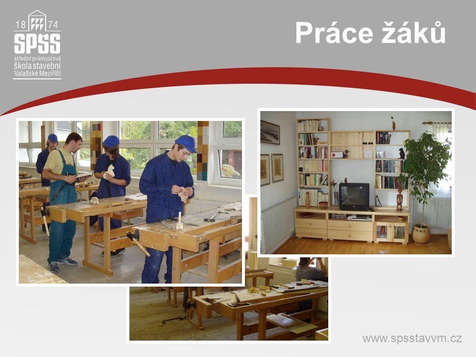 Práce žáků www.spsstavvm.cz